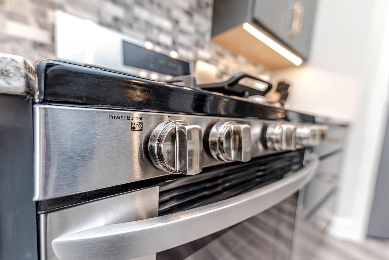 stove, oven, range